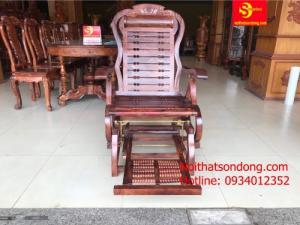 Ghế thư giãn bằng gỗ bán tại quận Tân phú