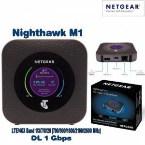 Phát wifi 4G cao cấp netgear M1 (mr1100) hàng mỹ -tốc độ 4G 1000Mbps Pin 5040
