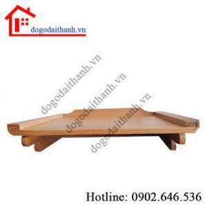 +10 mẫu bàn thờ treo tường gỗ giá rẻ