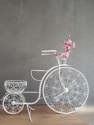 Xe đạp sắt trang trí mỹ thuật