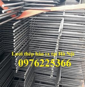 Lưới thép hàn, lưới thép đổ sàn D8 a150, D8 a200, lưới thép vằn