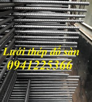 Lưới thép đổ sàn bê tông tại Hà Nội