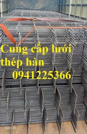 Lưới thép hàn đổ bê tông -Lưới đổ sàn bê tông -Lưới thép hàn