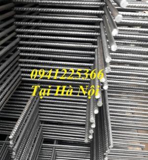 Lưới thép hàn chập đổ bê tông phi 8 ô lưới 200x200 tại Hà Nội