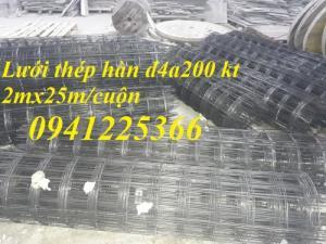 Lưới thép hàn,lưới thép hàn xây dựng ,lưới thép hàn đổ bê tông tại Hà Nội