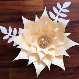 Hoa trang trí Hoa bằng giấy