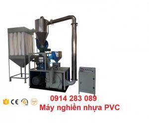 Máy nghiền nhựa – Máy nghiền bột nhựa - Incoplast Vietnam