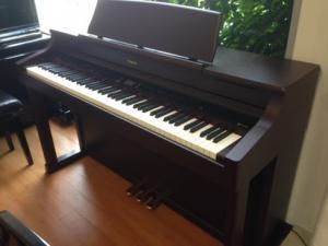 ĐÀN PIANO ROLAND HP 207 SB CHÍNH HÃNG - KHÁT VỌNG MUSIC