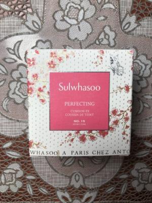 Phấn nền trang điểm Sulwhasoo xách tay Hàn Quốc