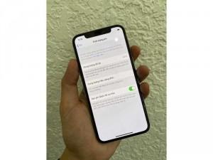 Iphone X 64G trắng có hổ trợ trả góp