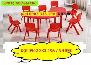 Cung cấp bàn ghế mầm non, bàn ghế trẻ em tại BÌNH DƯƠNG