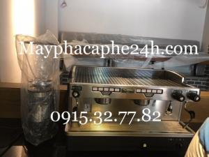 Thanh lý máy pha cà phê chuyên nghiệp Lacimbali M27