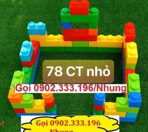 Đồ chơi lắp ghép lego, đồ chơi xếp hình cho bé, bộ đồ chơi xếp hình