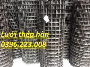 Báo giá lưới thép hàn xây dựng đầy đủ thông số kích cỡ lưới giá ưu đãi
