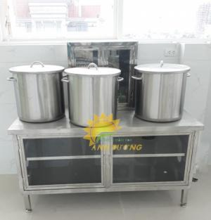 Cung cấp thiết bị và dụng cụ cho nhà bếp ăn...