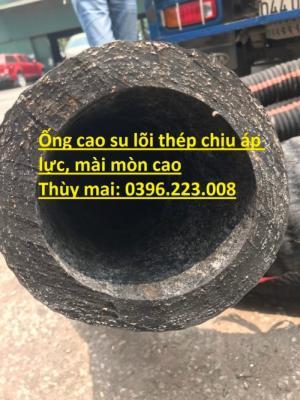 Chuyên bán ống cao su lõi thép chất lượng cao giá tốt nhất toàn quốc