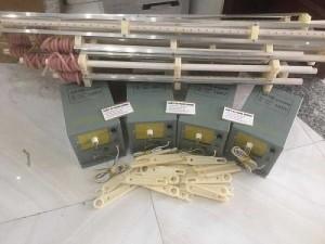 Bộ xử lý tĩnh điện 15 kv, 16 kv, 18kv
