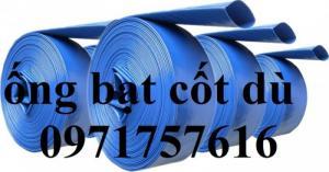 Ống bạt tải nước cốt dù - đặc điểm của ống bạt cốt dù