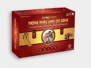 Trùng Thảo Linh Chi Gold giúp ăn ngon, ngủ ngon