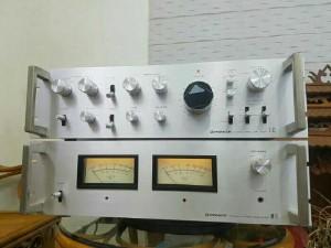 Bộ Kéo đẩy Pre-Pow Pioneer C73+M73