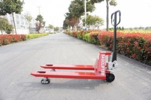 Xe nâng tay Sagolifter 3 tấn - xe nâng tay giá rẻ