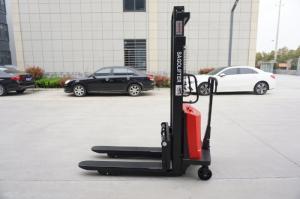 Xe nâng bán tự động Sagolifter 1.5 tấn - Xe nâng pallet bằng điện giá rẻ