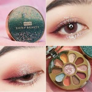 Phấn mắt nhũ kim tuyến HOJO Shiny Beauty xách tay Hàn Quốc
