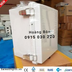 Vỏ tủ điện nhựa ngoài trời, Tủ điện nhựa 200x300, Chống nước ip66/67