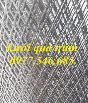 Lưới kéo giãn, lưới quả trám, lưới thép hình thoi giá tốt nhất