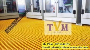 Công ty bán tấm sàn frp grating tại Đồng Nai