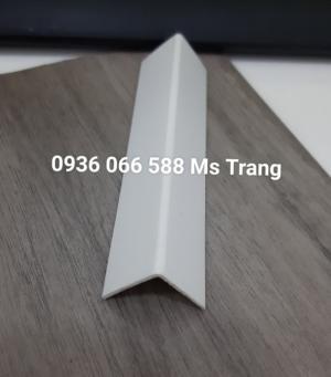 Nẹp nhựa PVC Cao cấp, nẹp chữ V, nẹp nhựa V, Nẹp góc ngoài, nẹp đi góc