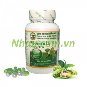 Viên Nang Nhàu (Noni Capsules) hỗ trợ trị đau lưng, nhức mỏi xương khớp, gout
