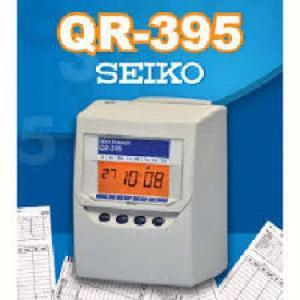 Máy chấm công thẻ giấy Seiko QR 395 - Nhập Khẩu trực tiếp giá rẻ