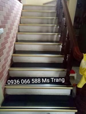 Nẹp chữ V, v đi góc, V nhôm, V trang trí bo góc ngoài, bậc cầu thang