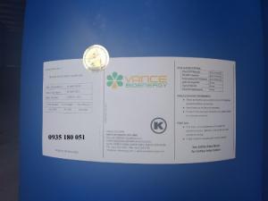Glycerin C3H8O3 99.5% (giá nguyên phuy)