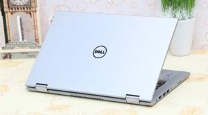 Laptop Dell Inspiron 7348, i5 5200U 8G SSD128 Đèn phím Touch Xoay 360 độ đẹp