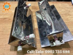 Bộ điện Dẹp chữ U và chữ nhật 380V - 2000W