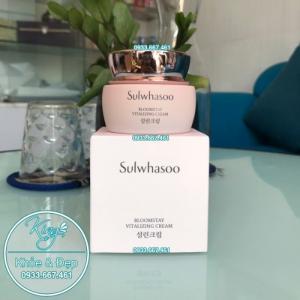 Kem Dưỡng Da Sulwhasoo Bloomstay Vitalizing Cream 50ml