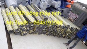 Chuyên cung cấp lưới đỡ bông thủy tinh dây 1ly mắt 100x100