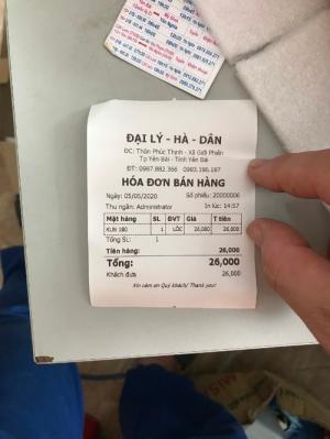 Cung cấp máy tính tiền giá rẻ cho Shop - cửa hàng tại Phú Yên