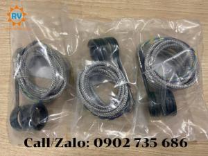 Điện trở lò xo 4mm2 40*50 ,30*40 / 220V-380V - 500W