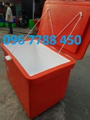 Thùng lạnh công nghiệp 450 lít giá rẻ Lhe 0967788450 Ngọc