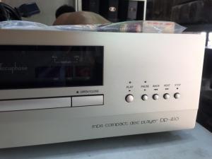 Bán chuyên CD  Accuphase DP410 hàng bải tuyển chọ