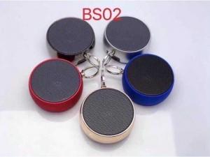 Loa Bluetooth nghe cực hay và chất , có báo dung lượng pin khi kết nối BS-02