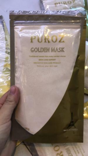 Bột mặt nạ dẻo Puroz Golden Mask