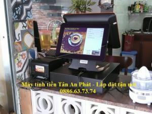 Chuyên cung cấp máy tính tiền giá rẻ cho mô hình take away Vũng Tàu