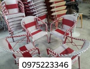 Chuyên sản xuất bàn ghế cafe  giá cả cạnh tranh tại xưởng, giá rẻ bắt ngờ