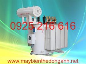 Máy biến áp 50kVA-35/0.4kV