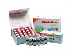 Stadviton - Thực phẩm bảo vệ sức khỏe
