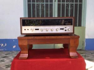 Tân Audio biên hoà Sansui 5000x Power dính đờI 320W ( Hàng đẹp zin nguyên bản )